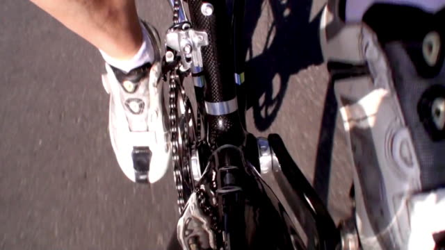 Racing Bicycle video