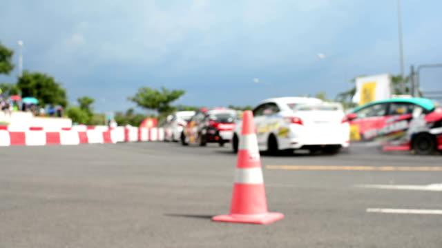 Racing video