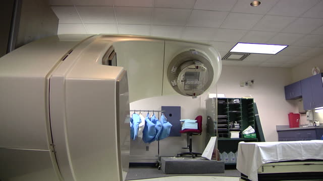 Radiation Therapy Machine video