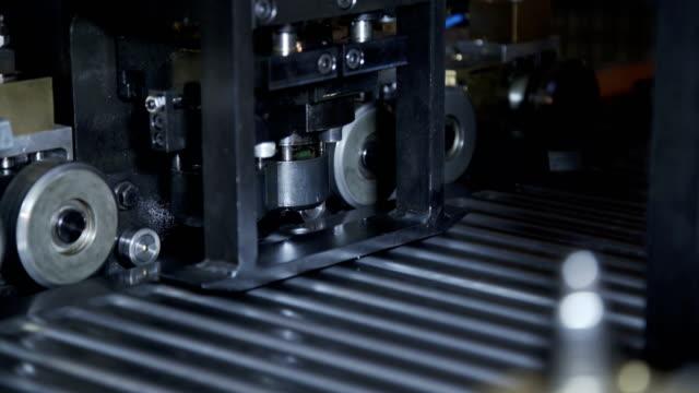 Radiator Manufacturer Robotic Equipment On Radiator Building Plant