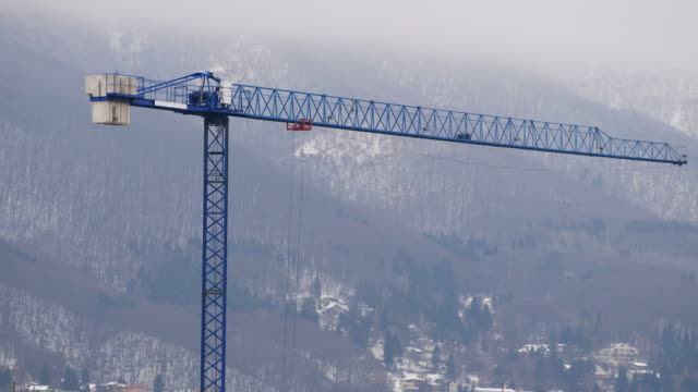 Radio Controlled Tower Crane