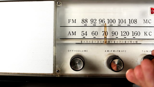 radio dial video