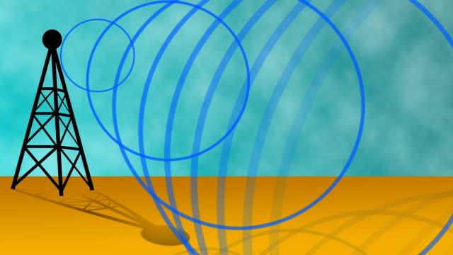 Radio Station Broadcasting Signal video