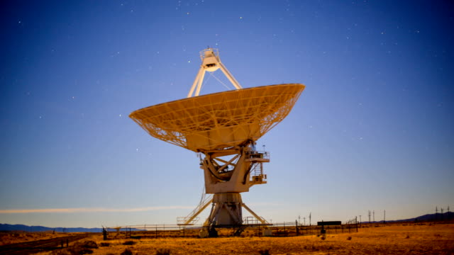 radio telescope - military lifestyle stock videos & royalty-free footage