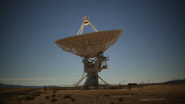 Radio Telescope video