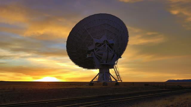 Radio Telescope video