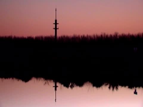 Radio Tower NTSC video