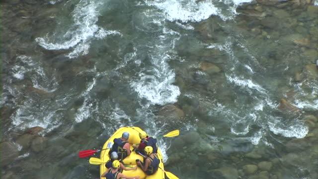HD: Rafting video