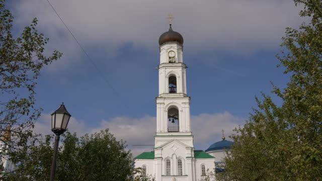 Raifa Bogoroditsky Monastery, Kasan, Tatarstan, Russia. video