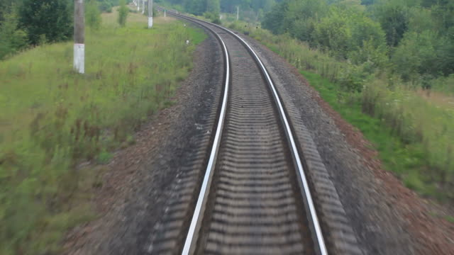 railroad video
