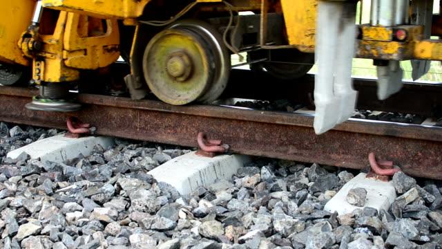 Railway repair video