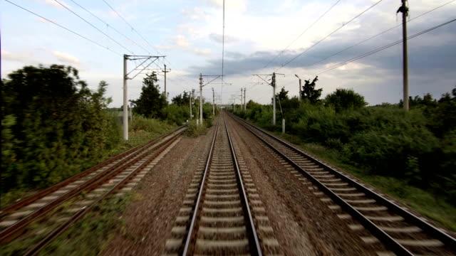 Railway time lapse