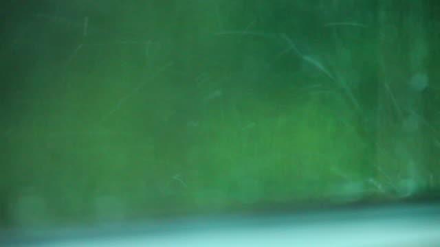 stockvideo's en b-roll-footage met rain day rack focus - infaden