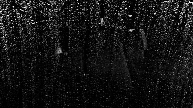 Rain drops video