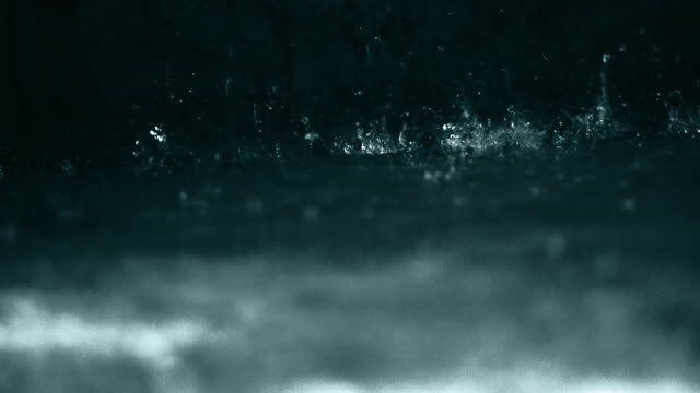 Rain Environment Water drops,  Motion rock formations stock videos & royalty-free footage