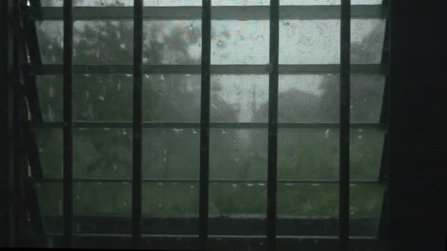 Rain Fall At Window Super Slow Motion Video of rain fall at window super slow motion. 4K rain stock videos & royalty-free footage