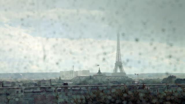 Rain in Paris video
