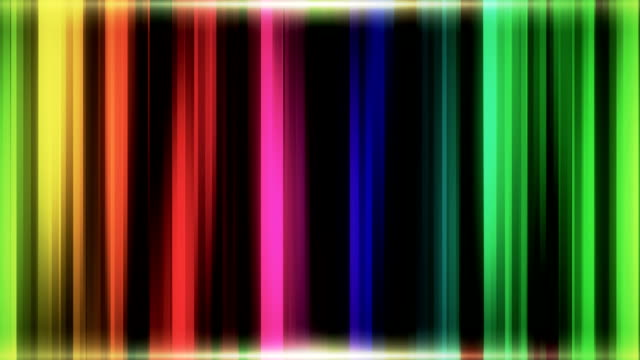 Rainbow backdrop loop video