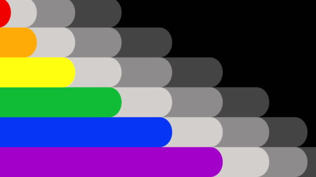 rainbow flag is formed, ideal footage to represent love and gender equality rainbow flag is formed, ideal footage to represent love and gender equality rainbow stock videos & royalty-free footage