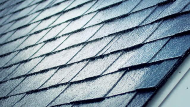 rainy day roof - yttertak bildbanksvideor och videomaterial från bakom kulisserna