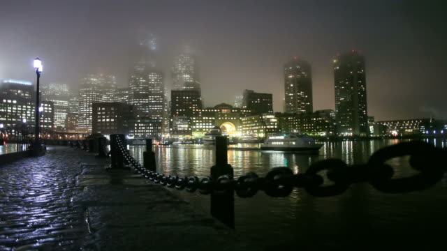 Rainy Night in Boston video