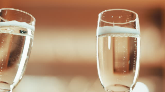 Raise your glasses, we've got good news to share