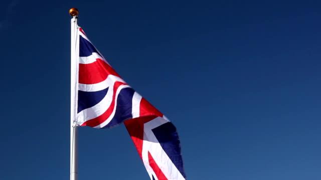 Raising the UK, Union jack Flag video