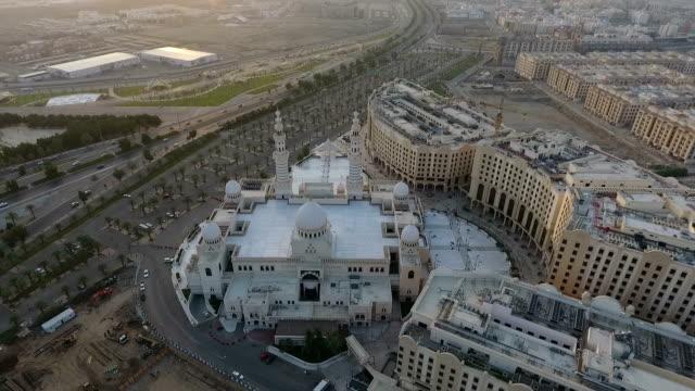 rajhi moskén - mekka - moské bildbanksvideor och videomaterial från bakom kulisserna
