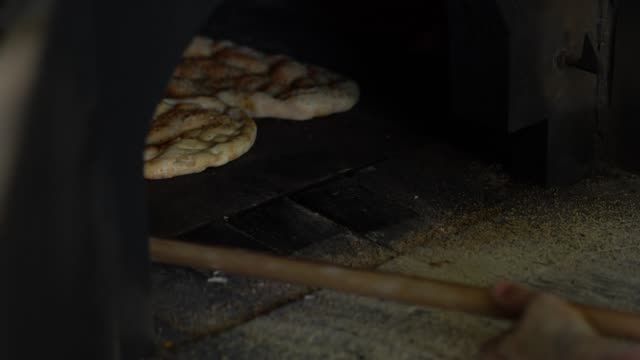 ramadan pita - chleb pita filmów i materiałów b-roll