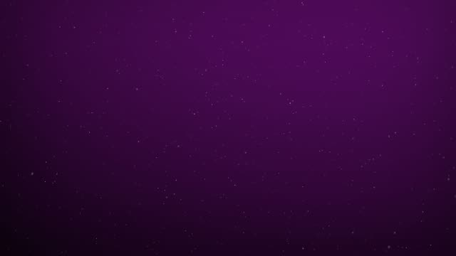 Random motion of white particles. Purple Background Random motion of white particles. Purple Background. purple stock videos & royalty-free footage