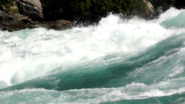 Rapids The rapids of the Niagara Falls rapids river stock videos & royalty-free footage
