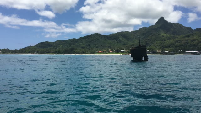 rarotonga cooköarna - kapsejsa bildbanksvideor och videomaterial från bakom kulisserna