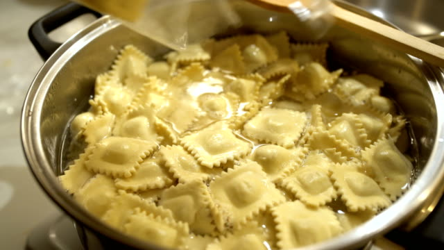 Ravioli For Lunch video