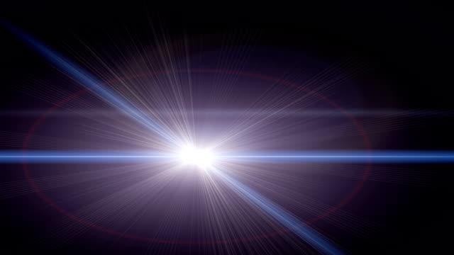 ray light flash video