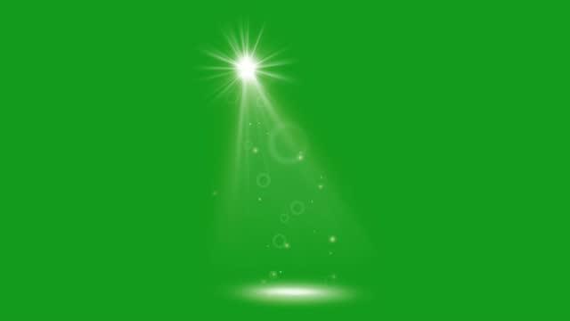 strålar av ljus grön skärm rörlig grafik - himlen bildbanksvideor och videomaterial från bakom kulisserna