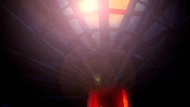 reactor turns on and slowly heating - reattore nucleare video stock e b–roll