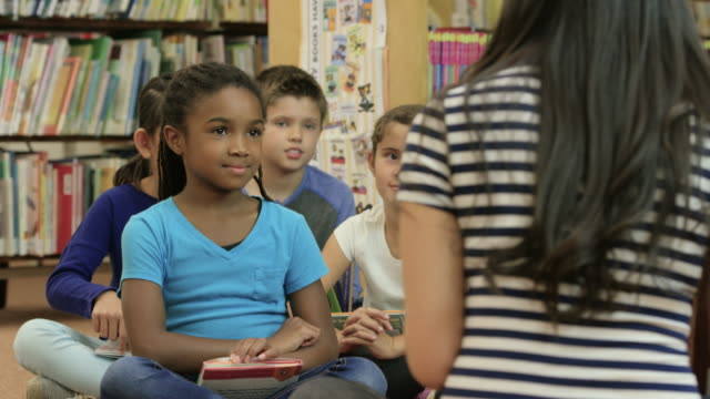 Reading to Elementary Students video