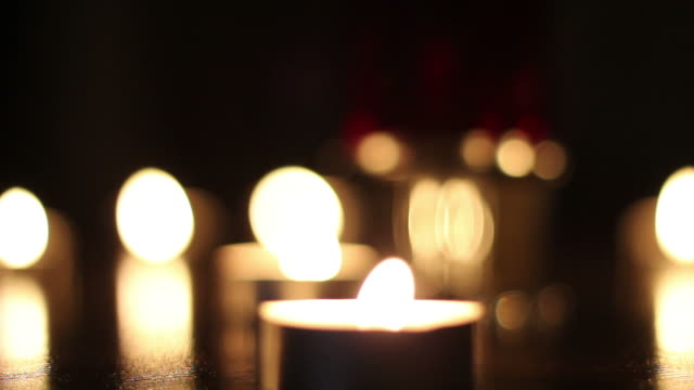 Real Candle HD video