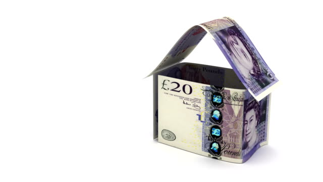 Real Estate with British Pound video
