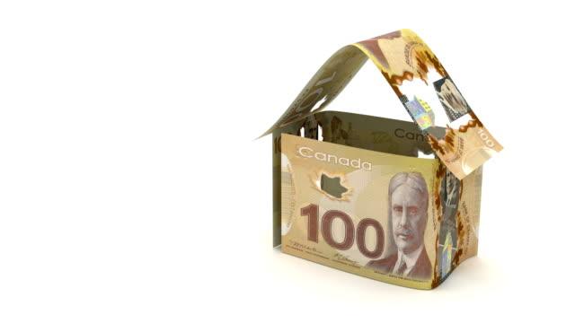 カナダのドルの不動産 ビデオ