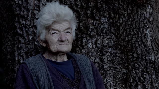 Real People Senior Woman video