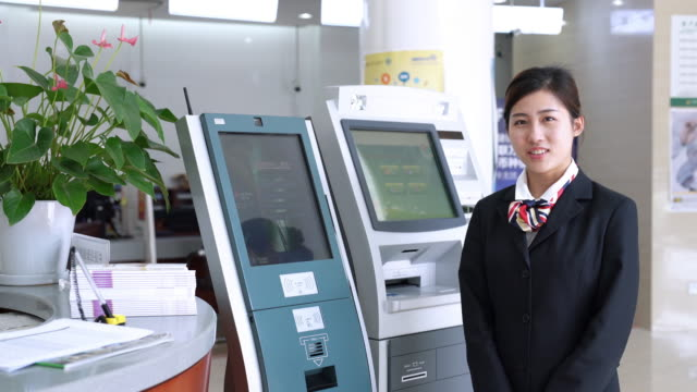 Real Time Bank Teller is checking video