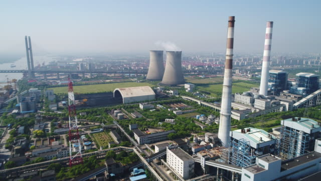Real Time Coal-fired power station