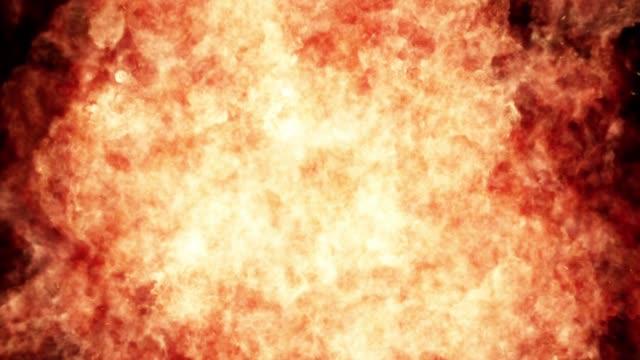 realistische 4k explosion und explosionen. vfx-element. - explodieren stock-videos und b-roll-filmmaterial