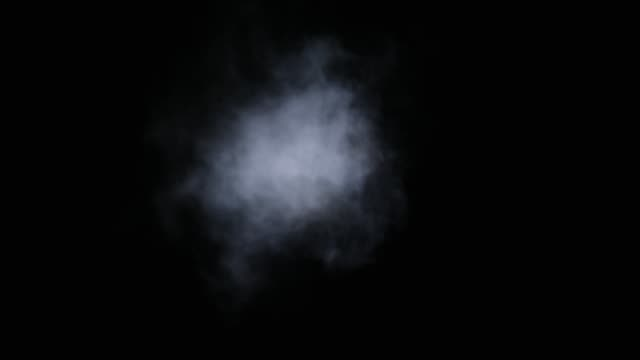 Realistic Dry Smoke Clouds Fog