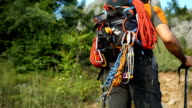 istock rear view of climber 1257993772