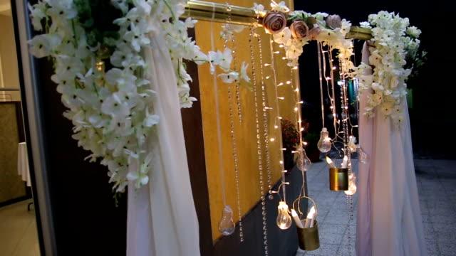 Reception Decorations video