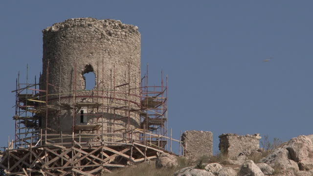 Reconstruction Cembalo fortress