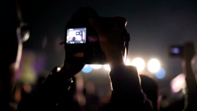 Recording video video
