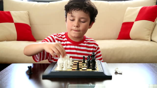 recreation time with chess exercise video